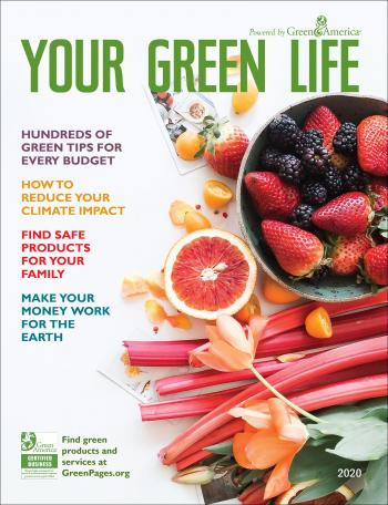 cover of your green life